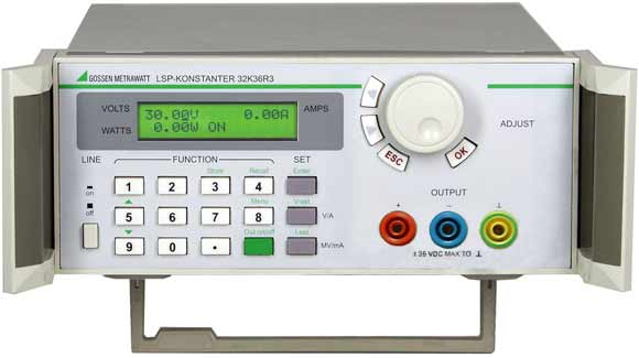 Lab power supplies - GMC-Instruments